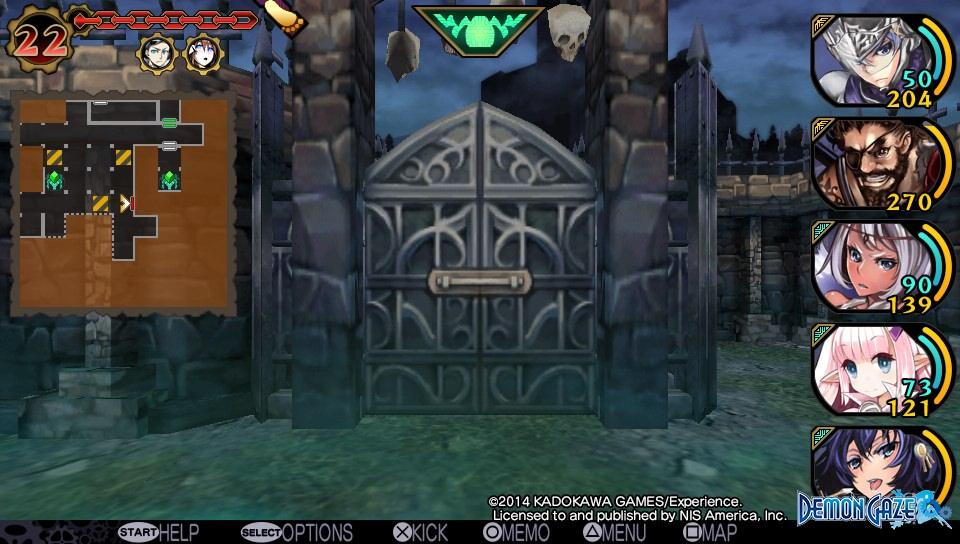 Demon Gaze 6
