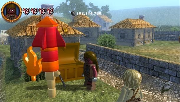 Lego władca 2