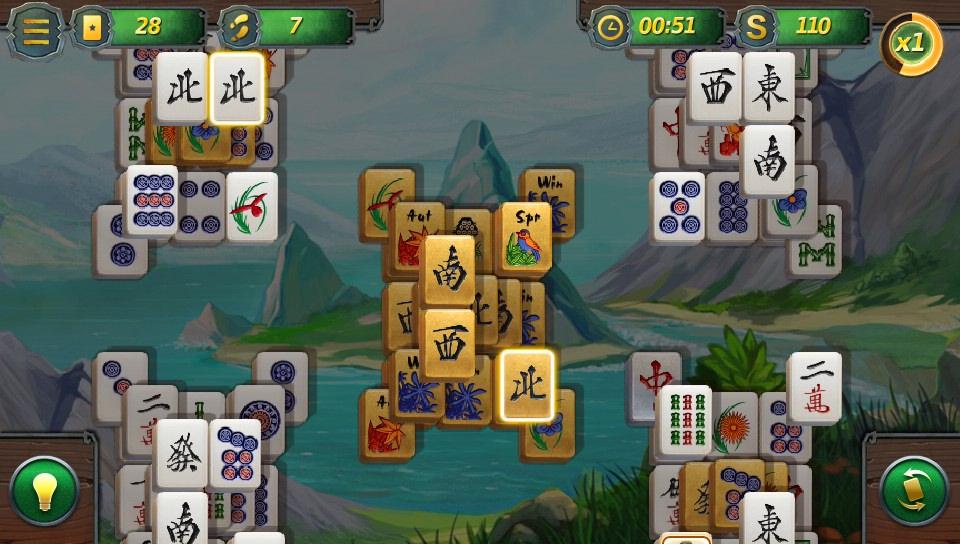 mahjong gold 2