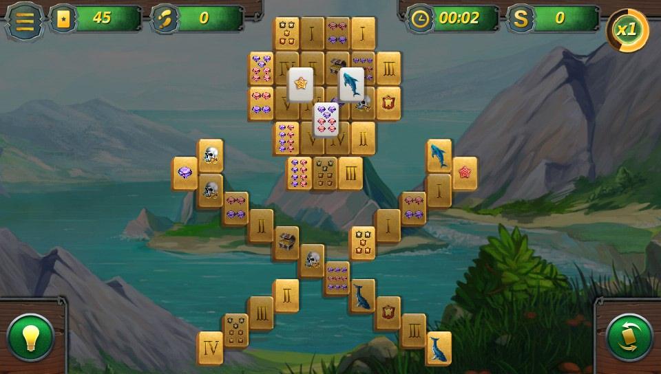 mahjong gold 4